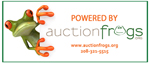 Powered by Auction Frogs