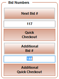 Two Bid Numbers